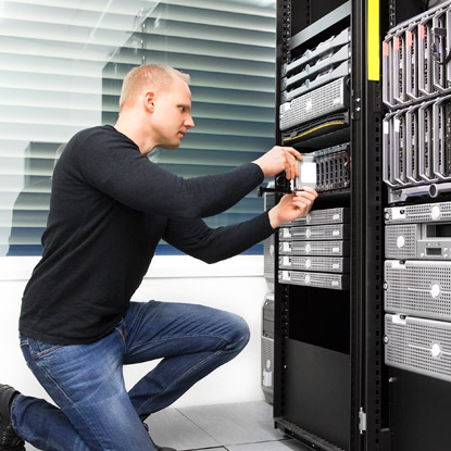 Adjusting Network Equipment