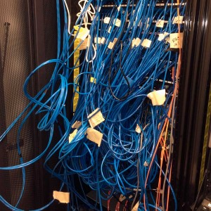Before Network Cleanup